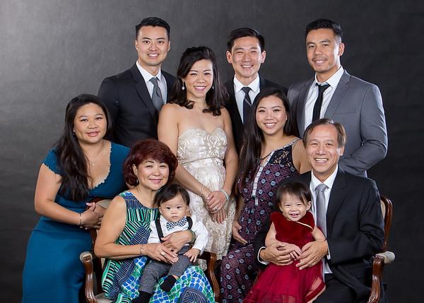 Family Lin