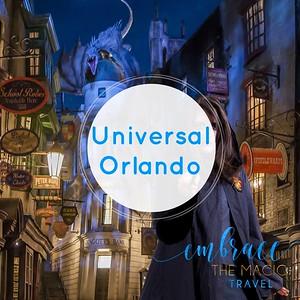 Universal Orlando Resorts & Parks