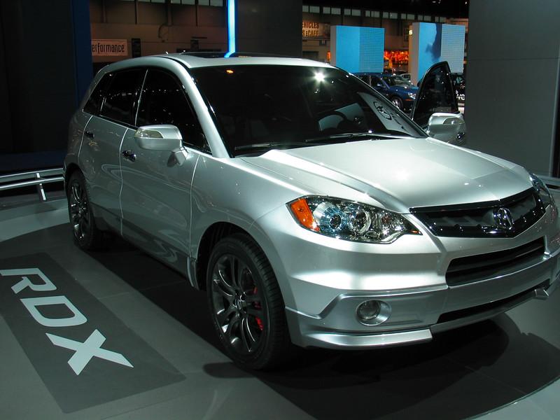 Concept: Acura RDX