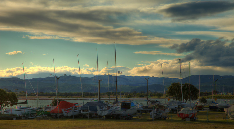 Hawke's Bay Landscapes