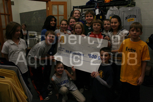 adesse 5th grade winners 1.13.09