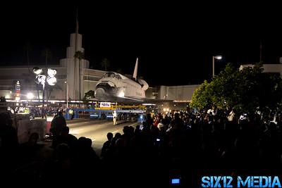 Space Shuttle Endevour's Final Journey