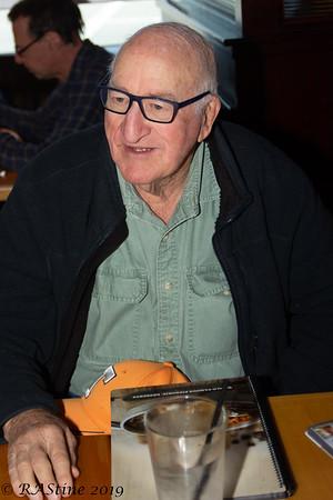 Hugh McEntire's 99th Birthday