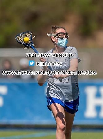 5/1/2021 - Girls Varsity Lacrosse - Cape Elizabeth vs Berwick