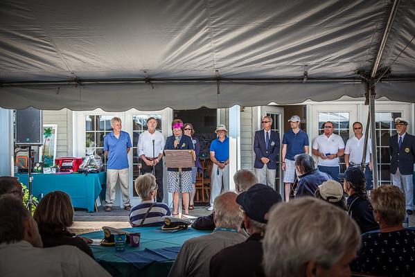 Lakeshore Yacht Club 25th anniversary