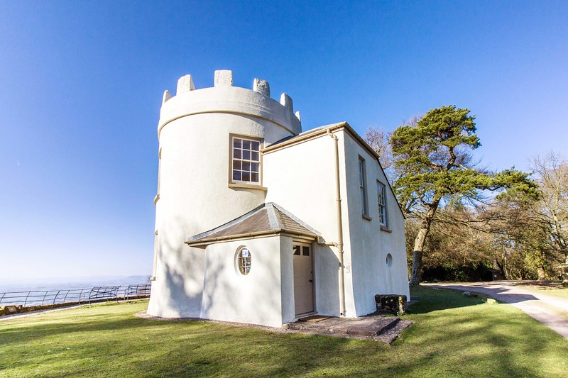 The Kymin Round House & Naval Temple at Monmouth 20
