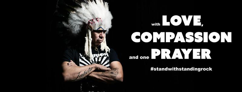 Standing Rock Portraits