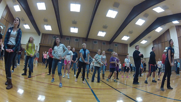 Stake Youth Flash Mob Activity