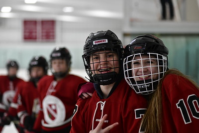Girls Varsity Hockey Feb 9