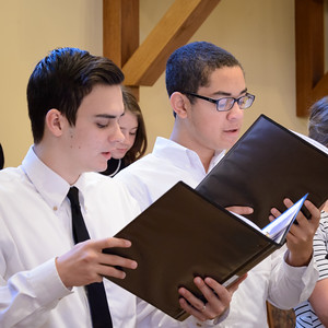 Youth Choir and Bells 2015