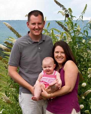 Steve and Pip Wetzel Family