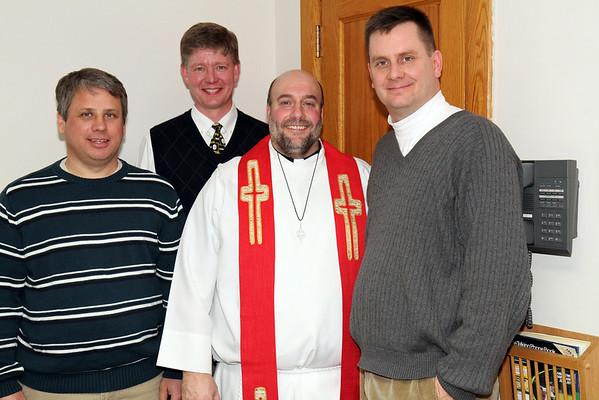 Jeff Ewing Ordination