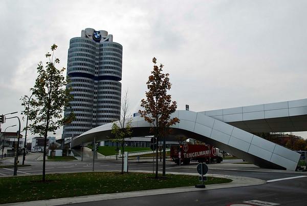 BMW Welt & Museum 2008