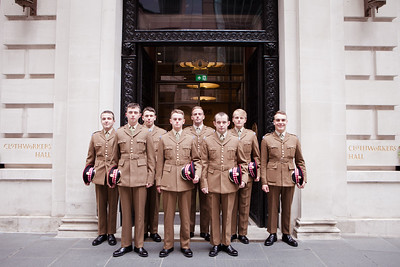 Scots Guards Lunch - Sept 2017