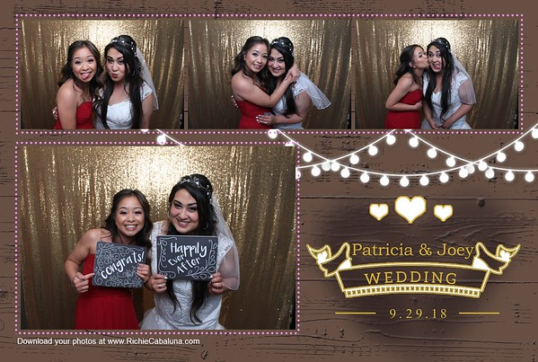 Patricia and Joey's Wedding