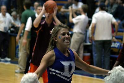 Virginia Tech at Duke, December 4, 2005