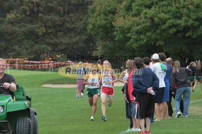 Boys JV Race 1 - 2011 Spartan Invite