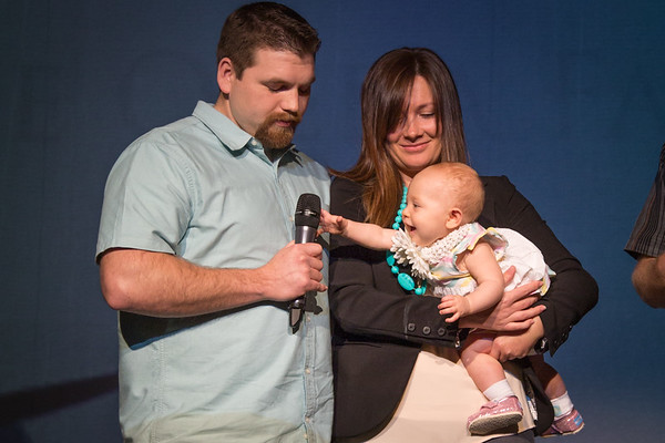 Child Dedications - 02.18.16