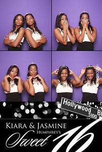 2014.11.22 Kiara & Jasmine's Sweet 16