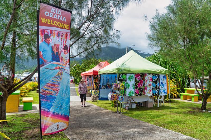 Craft vendors