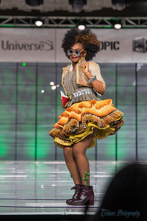Her Universe Fashion Show At San Diego Comic-Con