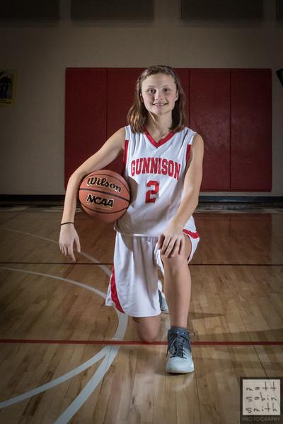 GMS Girls Basketball 2019