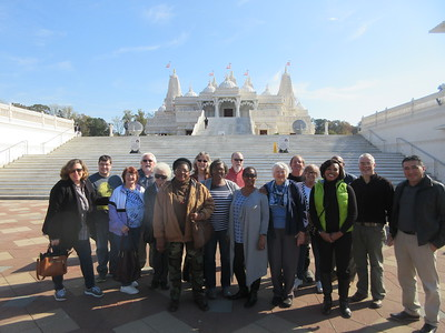 Rockbridge BC to Hindu Temples! Forest Vale!  11.18.17