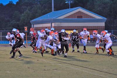 2011-09-22 BHS JV Football VS Rocky River