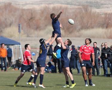 Rugby - USA HS All Americans - HSAA-2 Game Action Photos