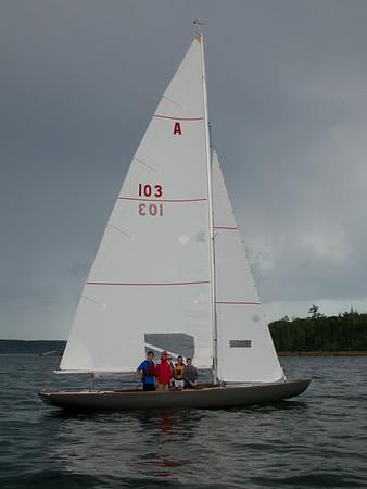 Atlantic Sailing