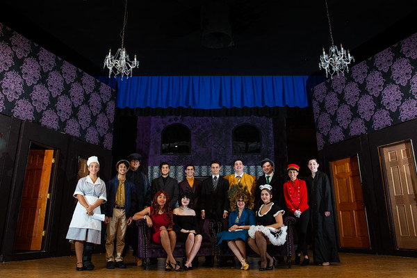 "2019 Fall Play, ""CLUE"""