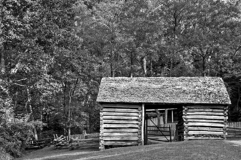 Cades Cove - Great Smoky Mountains National Park - Tennessee