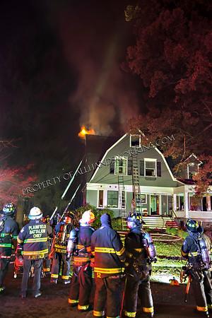 2nd alarm dwelling fire Plainfield, NJ
