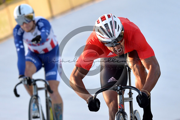 Challenge international de piste de Bromont  | JOUR #1