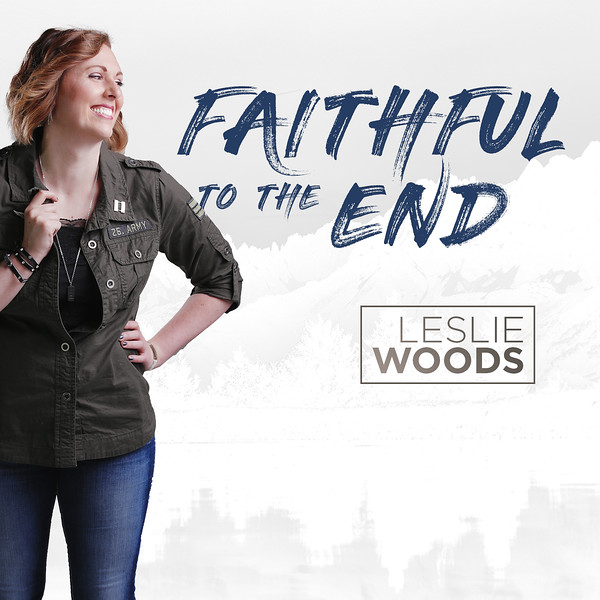 Cover - Leslie Wood - Faithful to the end.jpg