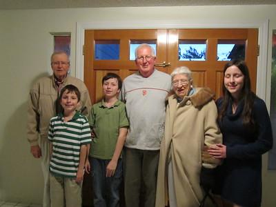 2012 John Williams & Family