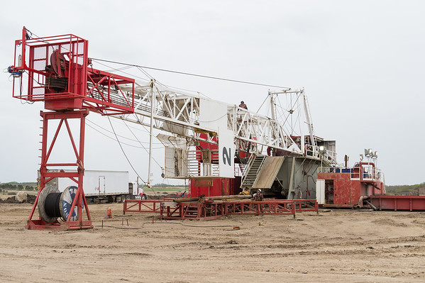 Red Dog Drilling Rig 2