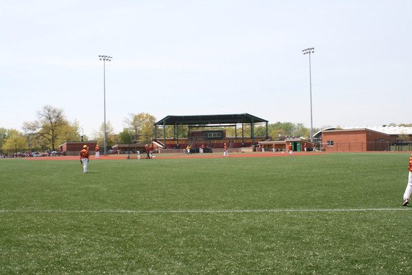 Baseball: GA vs Calvert Hall