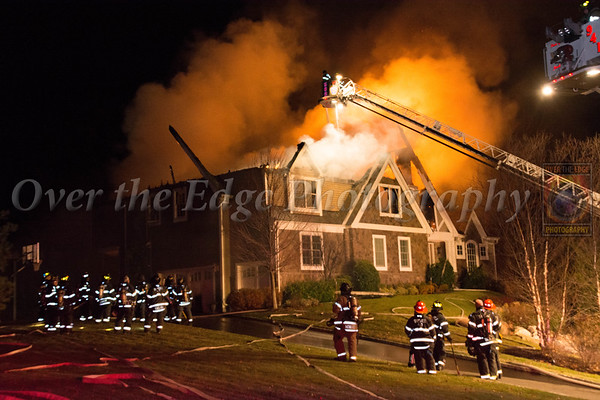 Syosset House Fire 11/26/2014