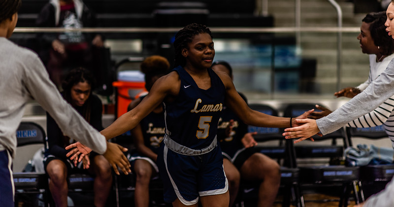 Lady Panthers vs  Lamar Vikings 01-17-20--10