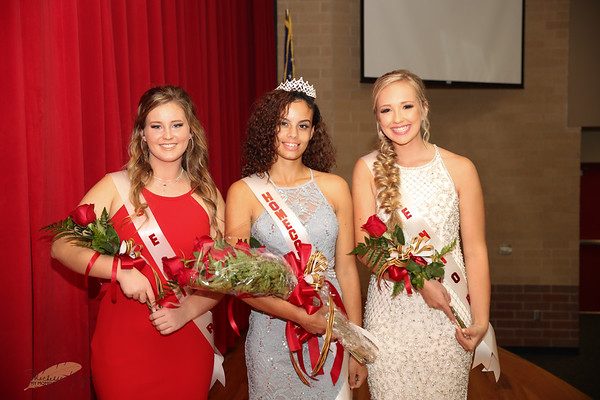 Bremond Homecoming Ceremony 18