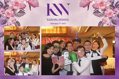 Karvin & Winnie's Wedding - 7th Jan 2017