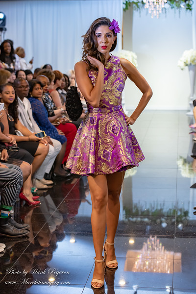 Tiffany's Fashion week New York Season 2 - Sharon Franks Collection
