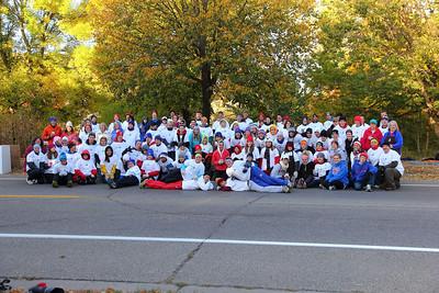 Twin Cities Marathon 10-07-12