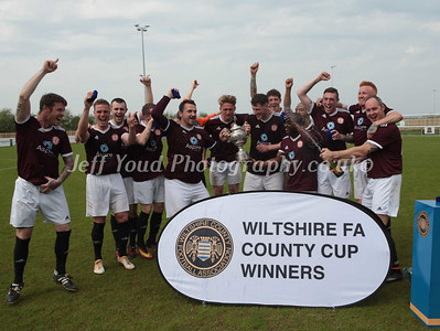 WILTSHIRE SUNDAY COUNTY CUP FINAL