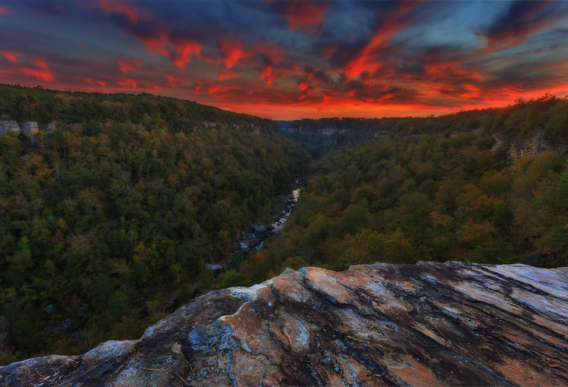 Little River Canyon Sunseteditprint.jpg