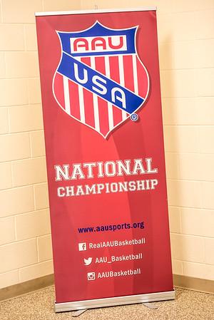 aau National Championship 2015
