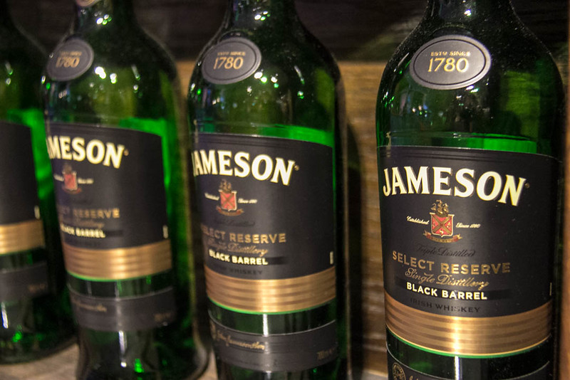 Weekend in Dublin - Jameson Distillery - Lina Stock