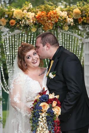 Rudee + Patrick:  Gorgeous wedding at Avon Gardens
