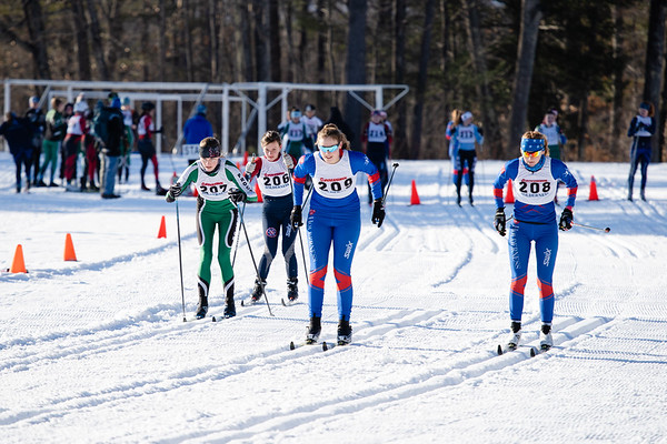Nordic LR Race at Holderness   January 29